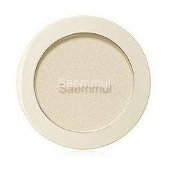 The Saem - Saemmul Single Blusher (#GD01 Gold Volume Light : Highlighter)