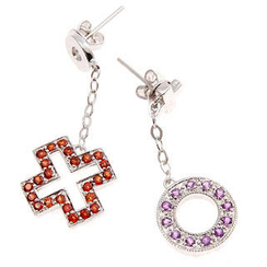 Bellini - 'Xoxo' Earrings