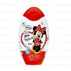 Disney - Miss Minnie 2-in-1 Shower Gel & Shampoo