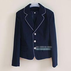 Skool - Slim-Fit Blazer