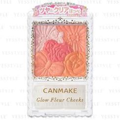 Canmake - Glow Fleur Cheeks (#01 Peach Fleur)