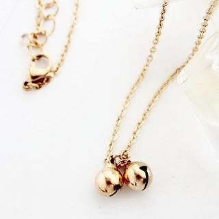 Gossip Girl - Small Bell Necklace