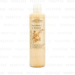 Caswell Massey - Oatmeal and Honey Foaming Bath and Shower Cream