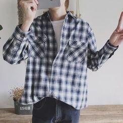 Streetstar - Plaid Shirt