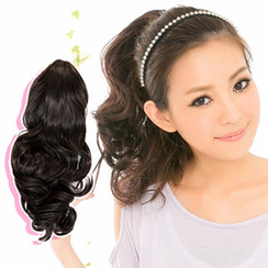 Clair Beauty - Hair Ponytails - Wavy