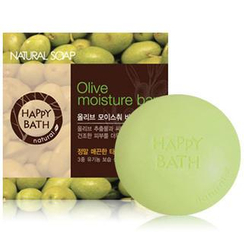 HAPPY BATH - Olive Moisture Bar