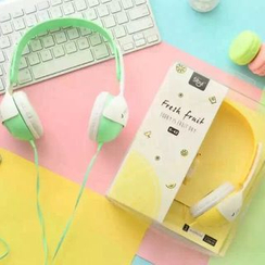DiGiBB - Fruit Print Headphone
