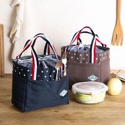 Home Simply - Dotted Lunch Bag