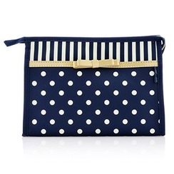 Vechel Bags - Polka Dot Cosmetic Bag