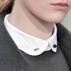Calypso - Faux Pearl Collar Pin