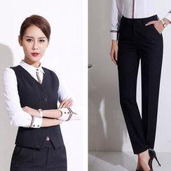 Princess Min - Vest + Pants / Skirt