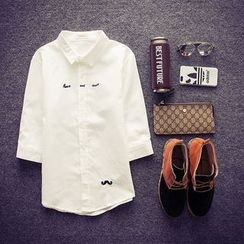 Peibo - Embroidered Shirt