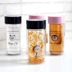 CatShow - 卡通印花玻璃水瓶