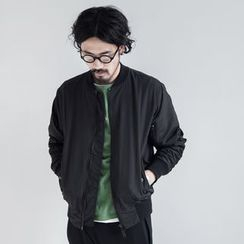 YIDESIMPLE - Light Baseball Jacket