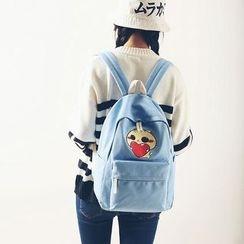 Seok - 貓貓印花背包