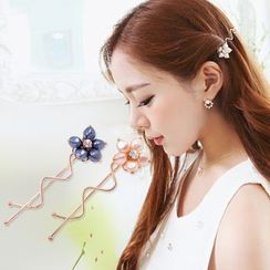 CHOIX - Rosette Hair Pin