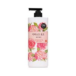 ON: THE BODY - Damask Rose Body Wash