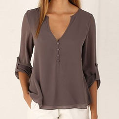 Jolly Club - Chiffon Blouse