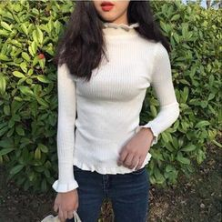 Anlay - Slim-Fit Turtleneck Sweater