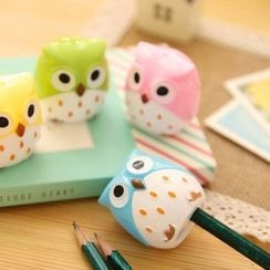 School Time - Owl Pencil Sharpener