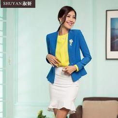 Aision - Jacket / Blouse / Ruffled Skirt / Sets