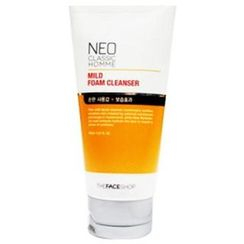 The Face Shop - Neo Classic Homme Mild Foam Cleanser 150ml