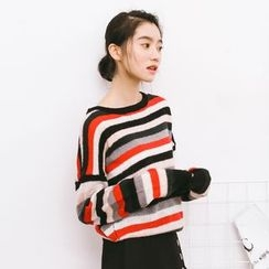 SUYISODA - Striped Sweater