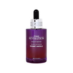 Missha 谜尚 - Time Revolution Night Repair Science Activator Ampoule 50ml