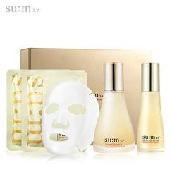 su:m37 - Secret Essence & Mist Set: Essence 80ml + Mist 60ml + Essence Mask Sheet 2pcs