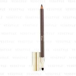 Clarins 娇韵诗 - Long Lasting Eye Pencil with Brush - # 08 Taupe