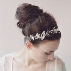 Neostar - Bridal Rhinestone Hair Band