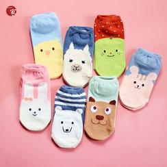 Socka - Animal-Print Socks