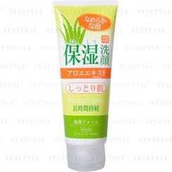 Cosmetex Roland - Loshi Moist Aid Aloe Face Wash Foam