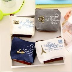 Lover's Kiss - Lettering Coin Purse
