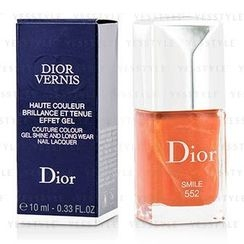 Christian Dior - Dior Vernis Couture Colour Gel Shine and Long Wear Nail Lacquer (#552 F000355552)