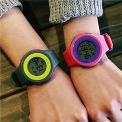 InShop Watches - Jelly Strap Digital Watch