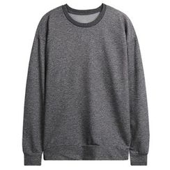 Seoul Homme - Round-Neck Colored T-Shirt