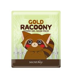 Secret Key - Gold Racoony Hydro Gel Mask Pack 1pc