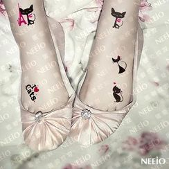 Neeio - Waterproof Temporary Tattoo (Cat)