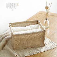 Cutie Bazaar - Linen Storage Basket