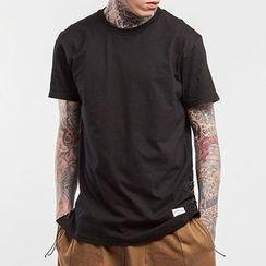 TNMK - Short-Sleeve Tie-Side T-Shirt