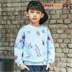 BILLY JEAN - Kids Printed Top
