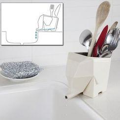 NOW POW - 小象餐具筒