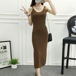 Shinbell - 吊带裙
