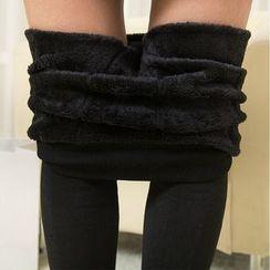 ENZA - Fleece-Lined Leggings