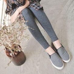 JUSTONE - Brushed Fleece-Lined Leggings