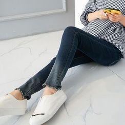 Mamaladies - Maternity Skinny Jeans