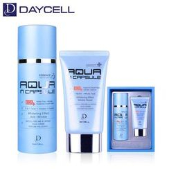 DAYCELL - Perfume In Capsule Aqua Homme Essence Set: Essence 115ml + 50ml