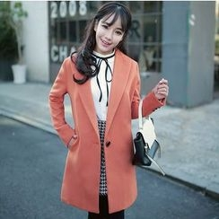 OTTI - Woolen Long Coat