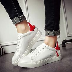 Yoflap - Two-Tone Sneakers